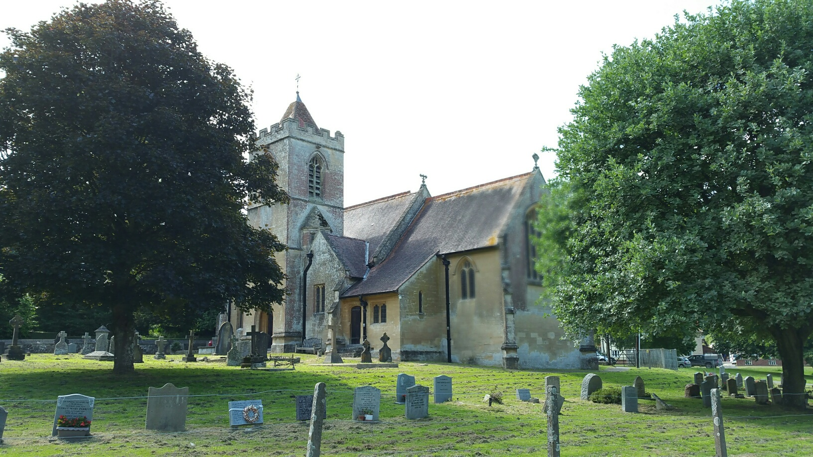 Erlestoke Church